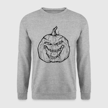 Halloween Pumpkin - The Boss - Bluza męska