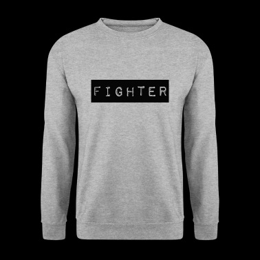 Fighter Shirt Design Black - Felpa da uomo