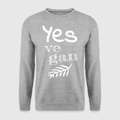 Oui Vegan - Sweat-shirt Homme