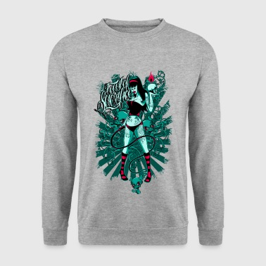 Scarface, Zombie Lady med pisk - Herre sweater