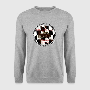 muscle cars américains - Sweat-shirt Homme