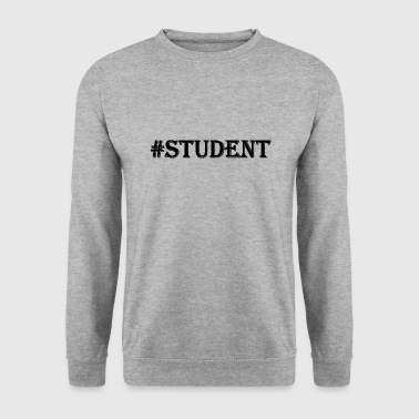 STUDENT sort - Herre sweater