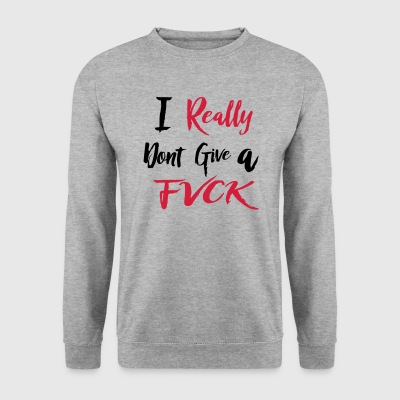 fvck - Men's Sweatshirt