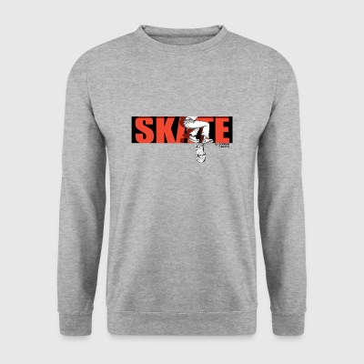 skate_by_jonsh - Men's Sweatshirt