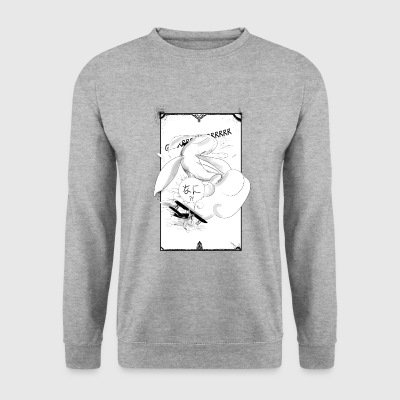 Fantastisk - Sky - Herre sweater