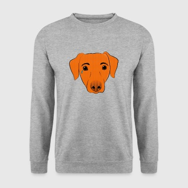 Pop Art Dog - Männer Pullover