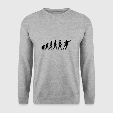 soccer player soccer football team3 - Men's Sweatshirt