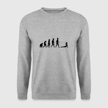 yoga pilates fitness cardio ontspanning esoterik26 - Mannen sweater