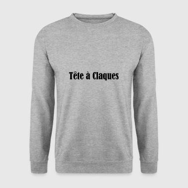 teteaclaques - Sweat-shirt Homme