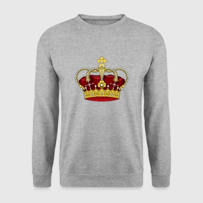Crown - Men's Sweatshirt