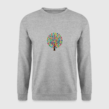 puzzletree - Sweat-shirt Homme