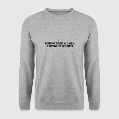 Empowered Women Empower Women | Féminisme - Sweat-shirt Homme