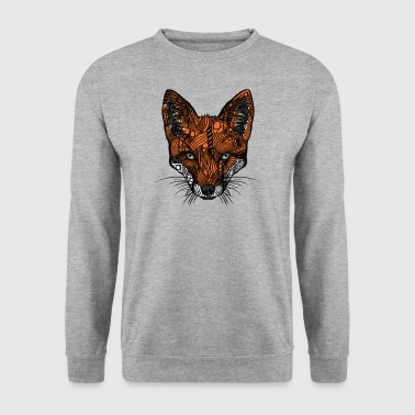 renard - Sweat-shirt Homme