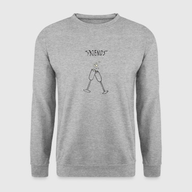 Champagne - Men's Sweatshirt