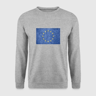 EU Flagge Shirt - Sweat-shirt Homme