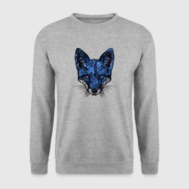 renard bleu - Sweat-shirt Homme