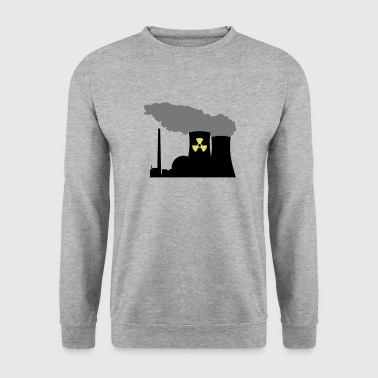 Nuclear Power (Vector) - Männer Pullover