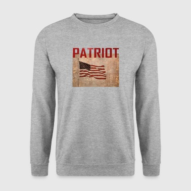 USA Patriot T-shirt - Sweat-shirt Homme