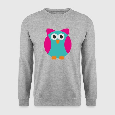 hibou - Sweat-shirt Homme