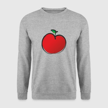 pomme - Sweat-shirt Homme
