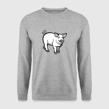 porc - Sweat-shirt Homme