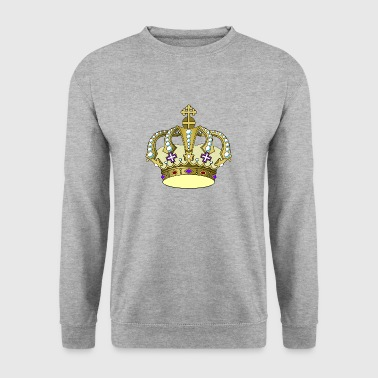 couronne - Sweat-shirt Homme
