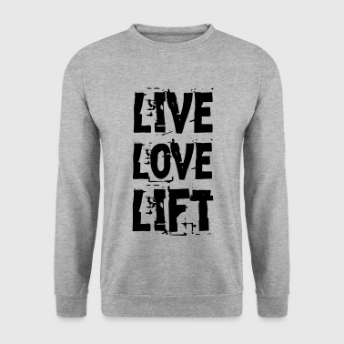 Lift - Herre sweater