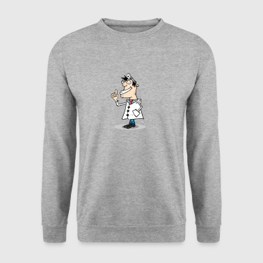 doctor - Men's Sweatshirt