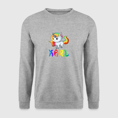 Einhorn Karl - Sweat-shirt Homme