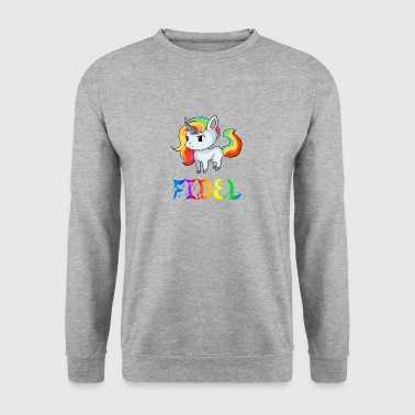 Unicorn Fidel - Sweat-shirt Homme