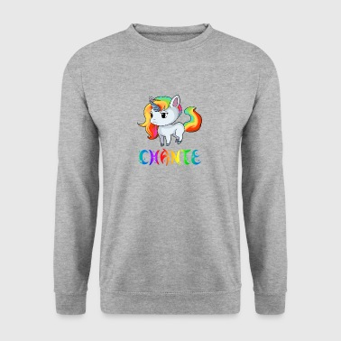 Unicorn Chante - Men's Sweatshirt