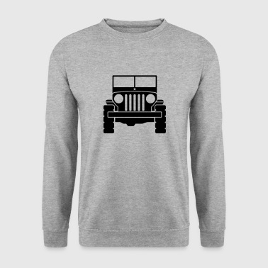 Jeep - SUV - Sweat-shirt Homme