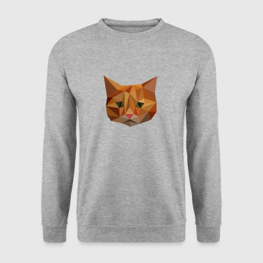 Cat - Men's Sweatshirt