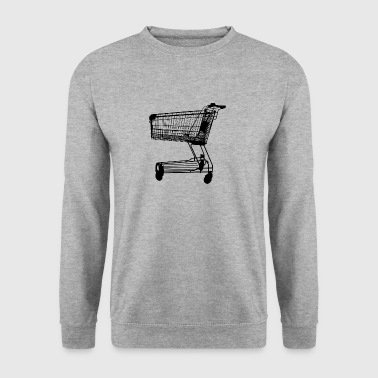 Shopping venture! For all who love shopping! - Men's Sweatshirt