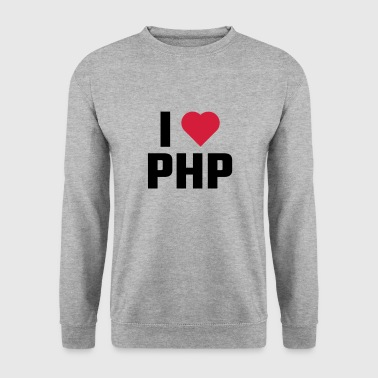 J'aime PHP - Sweat-shirt Homme