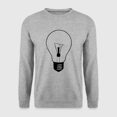 Ampoule - Sweat-shirt Homme