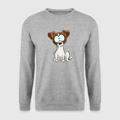 Je suis Jack Russell Terrier - Sweat-shirt Homme