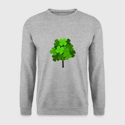 Clover tree - Men's Sweatshirt