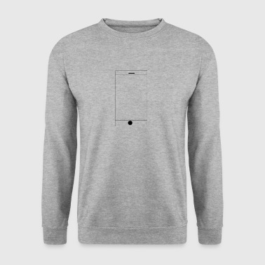 mobiel - Mannen sweater