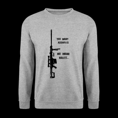 Another statement - Men's Sweatshirt