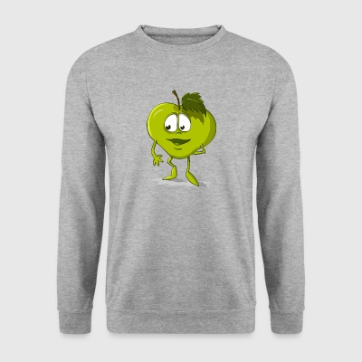 Apple - Men's Sweatshirt