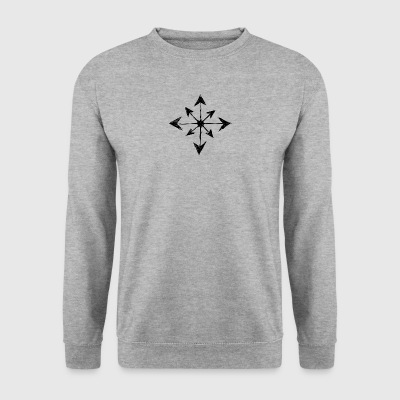 Chaos - black - Men's Sweatshirt