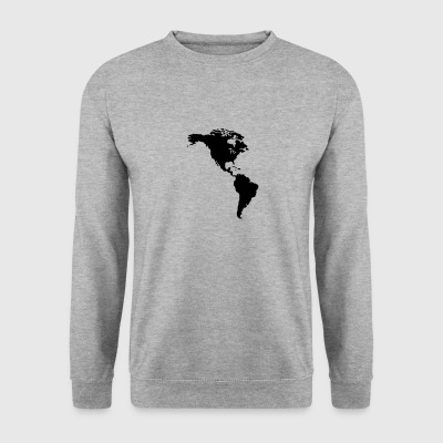 America - Men's Sweatshirt