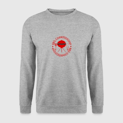 Championnat BBQ - Sweat-shirt Homme