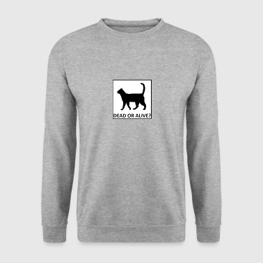 Le chat de Schrödinger - Sweat-shirt Homme