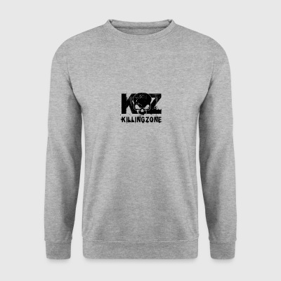 Tuer Logo Zone - Sweat-shirt Homme
