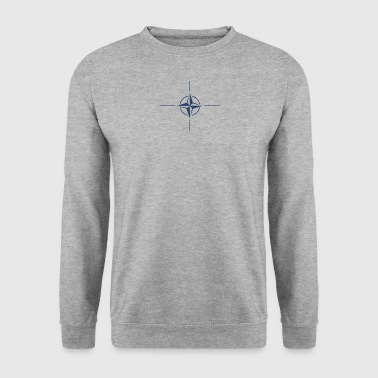 nato insignia - Men's Sweatshirt