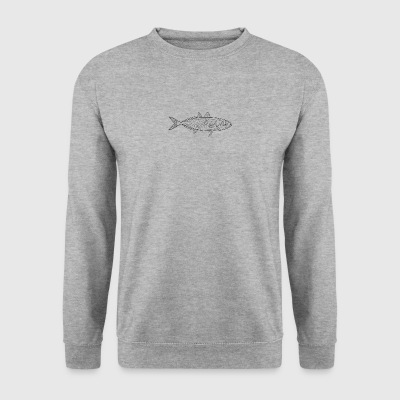 poisson - Sweat-shirt Homme