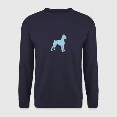 German Boxer - Dog - Men's Sweatshirt