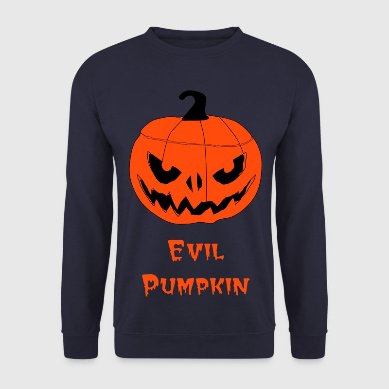 Evil Pumpkin - Men's Sweatshirt